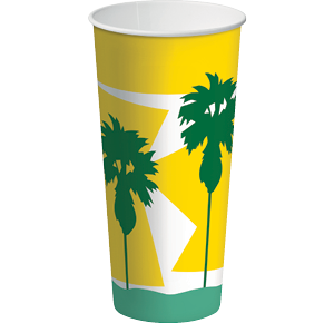 Milkshake Cups & lids