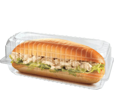 Baguette Roll Container
