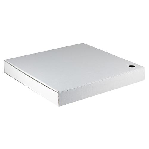 """FPA 15"""" Pizza Box White 50pc"""