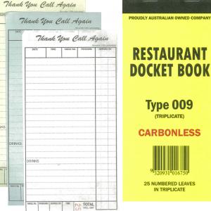Docket Book