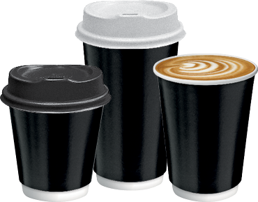Disposable Coffee Cups Double Wall