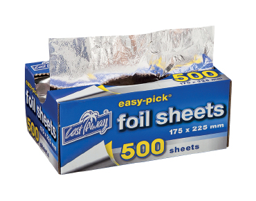 Foil Sheets Small