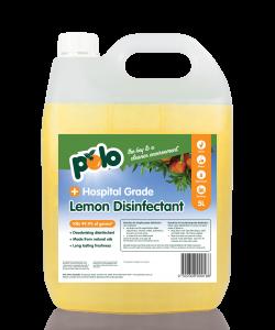Polo Citrus Disinfectant Lemon
