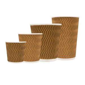 Disposable Coffee Cups Tripple Wall