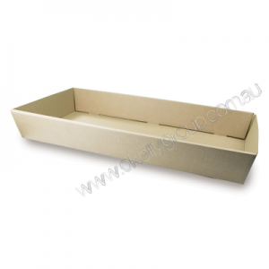 Brown Catering Tray Large