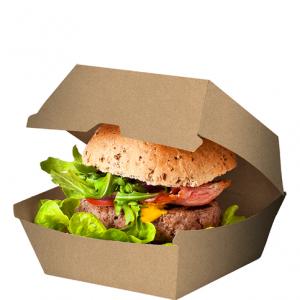 Burger Clams
