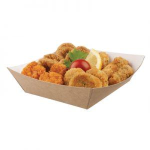 Cardboard Food Trays