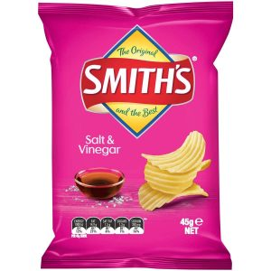 11305887891486 300x300 - SMITHS SALT & VINEGAR CHIPS 1 X 45GM (15)