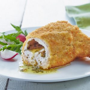 Chicken Kiev Traditional