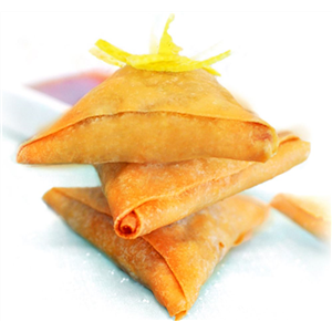Cocktail Vegetable Samosas