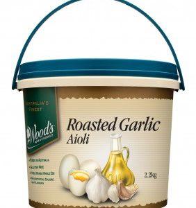 Woods Roasted Garlic Aioli