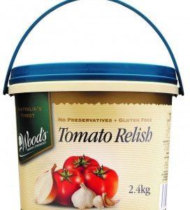 Woods Tomato Relish