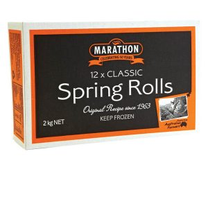 Marathon Classic Spring Rolls