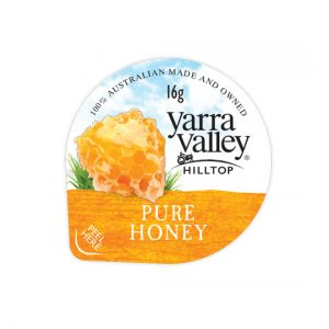 honey 16g 300x300 - YARRA VALLEY HONEY PORTIONS 45PC