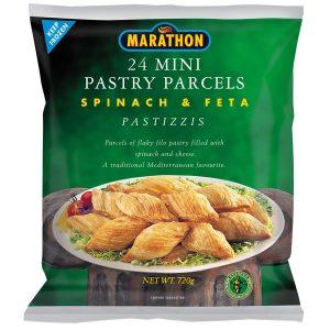 Spinach & Feta Pastizzi
