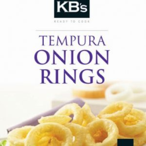 Tempura Onion