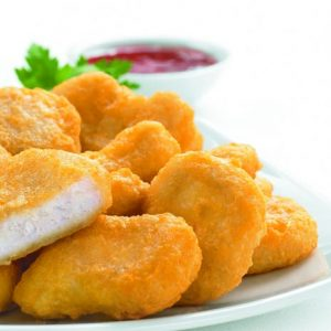 Tempura Breast Nuggets