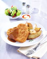 Medium Chicken Schnitzel