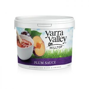 sauces 2l plum 300x300 - YARRA VALLEY PLUM SAUCE 2LT