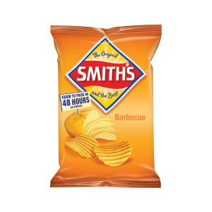9310015233586 1 300x300 - SMITHS BBQ CHIPS 45GM (15)