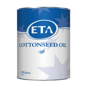 ETA COTTONSEED OIL