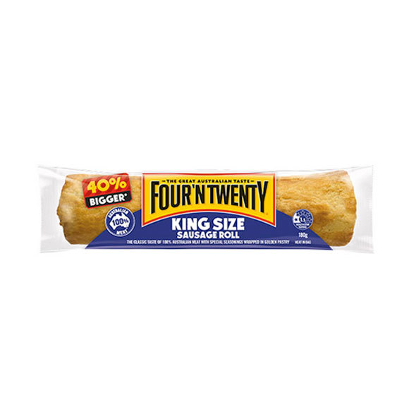 OOH FNT KING KING - 4N20 KING SIZE SAUSAGE ROLL 180G (Copy)