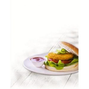 56597 STEGGLES CRUMBED CHICKEN BURGERS 95GM X 10 300x300 - Steggles Crumbed Chicken Burgers 1kg