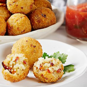 Main banner5 300x300 - RISOTTO BALLS BACON & CHEESE 800GM (8)