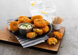 Mac & Cheese Bites