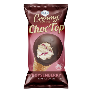 Choc Top Boysenberry