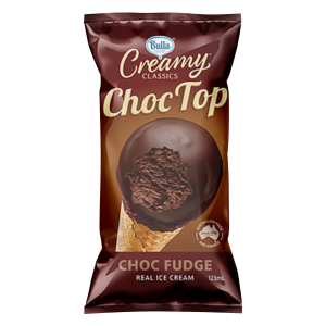 Choc Top Choc Fudge