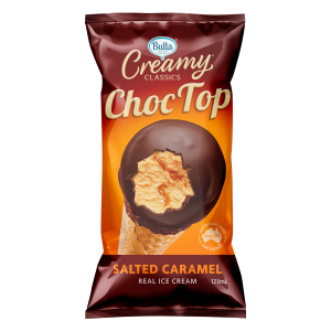 Choc Top Salted Caramel