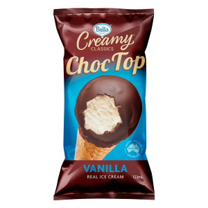 Choc Top Vanilla