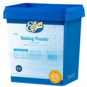 Edlyn Baking Powder 2.5kg