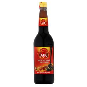 ABC Kecap Manis Sweet Soy Sauce 600ml