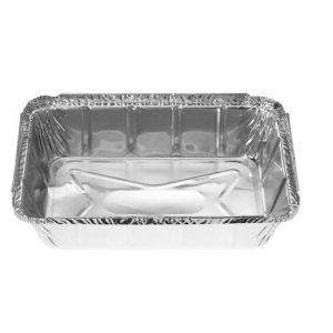 FPA Foil Container Rectangular Large 100pc