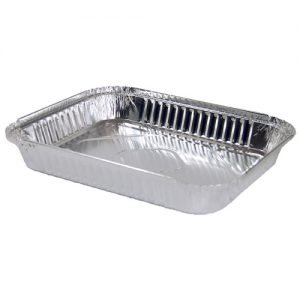 FPA Foil Container Rectangular Large 2.5KG 100pc