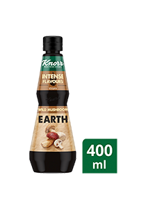 Knorr Intense Flavours Wild Mushroom Earth 400ml