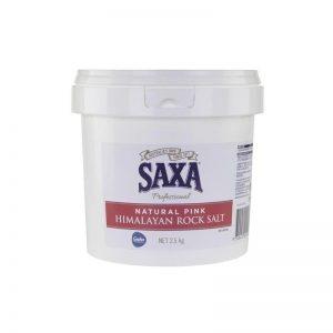 SAXA Pink Himalayan Salt 2.5kg