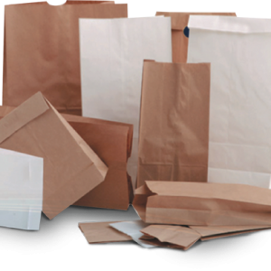 PAPER BAGS - TAKEAWAY