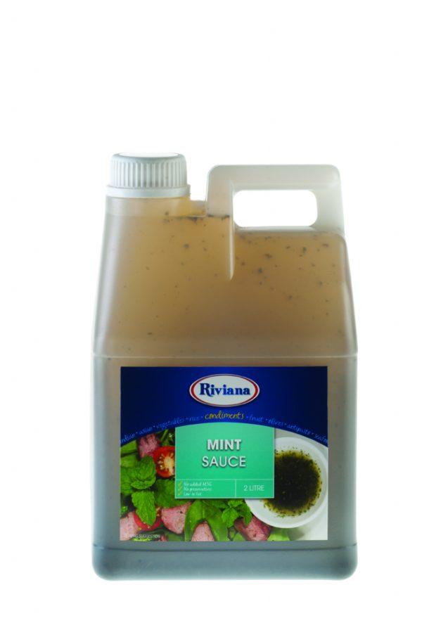 Riviana Mint Sauce 2lt