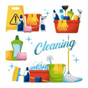 CLEANING PRODUCTS - CHEMICALS
