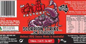 Scorpion Strike on Steriods