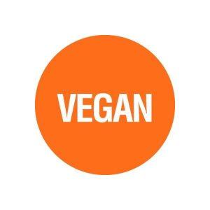Vegan 24mm Circle