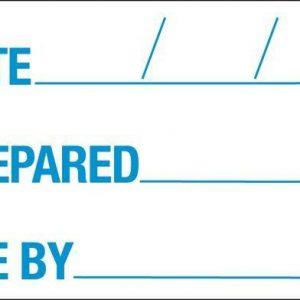 Date / Prepared