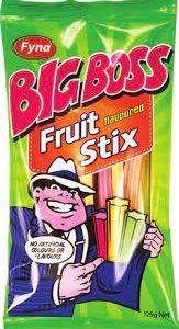 Might Fruit Stix 125g