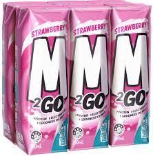M2go Strawberry