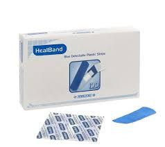 Blue Bandages/ Hairnets