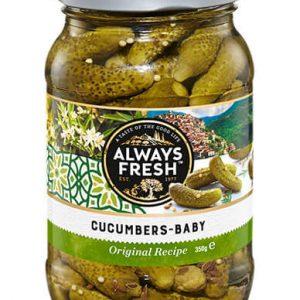 Baby Cucumbers