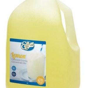Granita Lemon